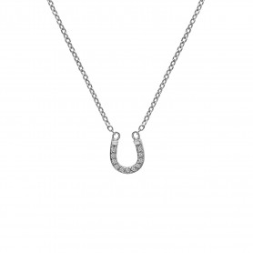 Colar Hot Diamonds Bliss Horseshoe - DP699