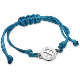 Pulseira One Jewels Energy Good Luck Azul - OJEBCC32BU