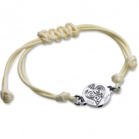 Pulseira One Jewels Energy Heart Branca - OJEBCC53WH