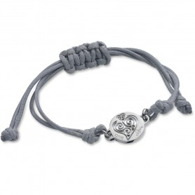 Pulseira One Jewels Energy Heart Cinza - OJEBCC53GY