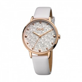 Relógio One Urban Flower Branco - OL6498BB82O
