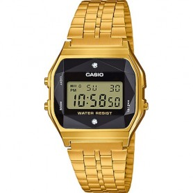 Relógio Casio Collection Digital Dourado - A159WGED-1EF