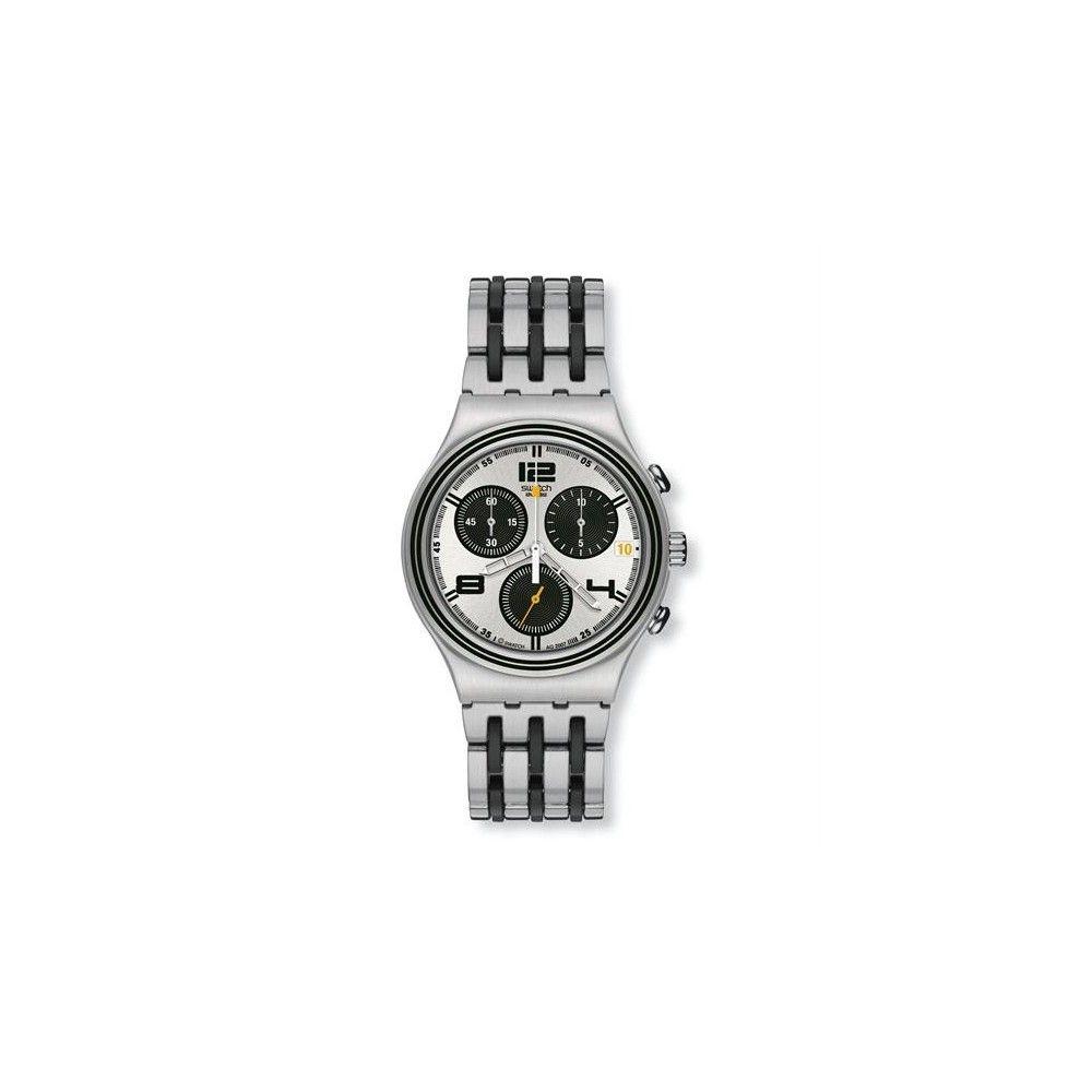 Relógio Swatch Irony Chrono See my Time - YCS507G