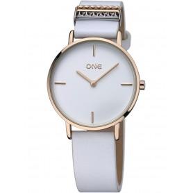 Relógio One Allure Branco - OL7749BB81L
