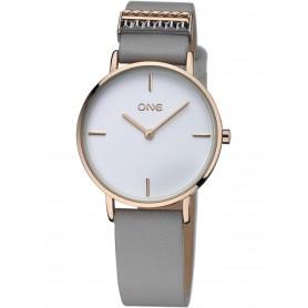 Relógio One Allure Cinza - OL7749BC81L