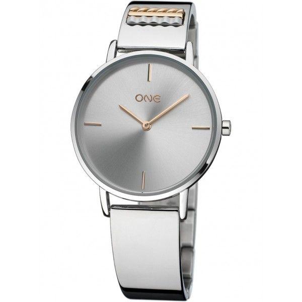 Relógio One Allure Prateado - OL7749SS81L