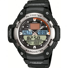 Relógio Casio Collection Anadigito - SGW-400H-1BVER