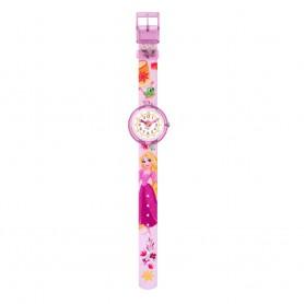 Relógio Flik Flak Disney Rapunzel - ZFLNP028