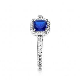 Anel PANDORA Blue Timeless Elegance - 190947NBT