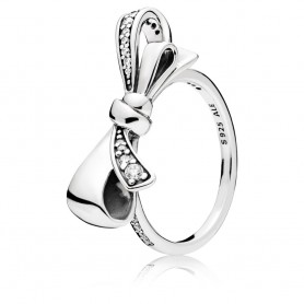 Anel PANDORA Brilliant Bow - 197232CZ