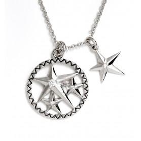Colar Chrysalis Charmed Estrela da Sorte - CRNT0207SP