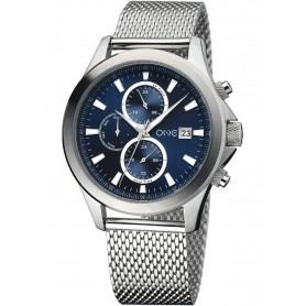 Relógio One Shift Prateado - OG7762AM82B