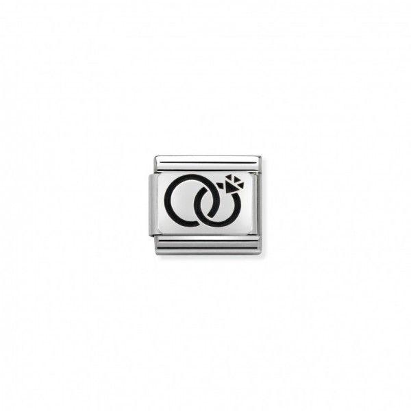 Link Nomination Composable Classic Alianças de Casamento - 330102/29