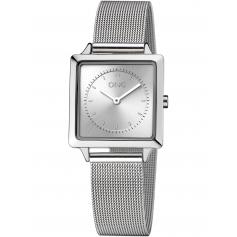 Relógio One Form Prateado - OL8211SS91L