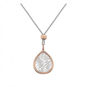 Colar Hot Diamonds Faith Large Teardrop - DP656