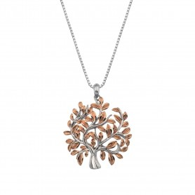 Colar Hot Diamonds Passionate Rosegold - DP701