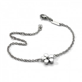 Pulseira One Jewels Metal Flower - OJMB01
