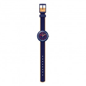 Relógio Flik Flak Color Blast Blue - ZFPNP043