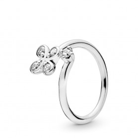 Anel PANDORA Open Four Petal Flower - 197988CZ