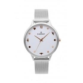 Relógio Radiant Grace Prateado - RA489601
