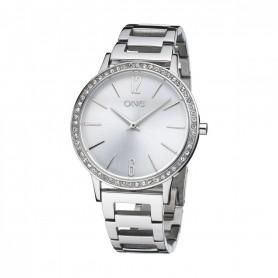 Relógio One Rule Prateado - OL7933SS82L