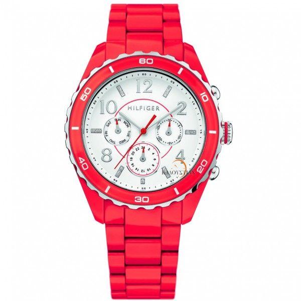 b91a5b340c5 Relógio Tommy Hilfiger Morgan - 1781094