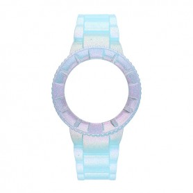 Bracelete Watx and Co 38mm Original Iris Azul - COWA1537