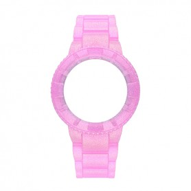 Braceletes Watx & Colors Original Iris Pink 38mm
