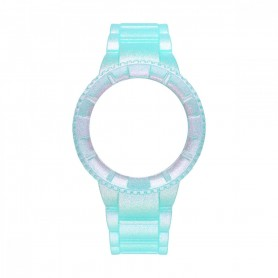 Bracelete Watx and Co 43mm Original Iris Azul - COWA1137