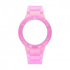Bracelete Watx and Co 43mm Original Iris Rosa - COWA1136