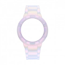 Bracelete Watx and Co 43mm Original Iris Prateado - COWA1135