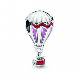 Conta PANDORA Balão de Ar Quente Vermelho - 798055ENMX