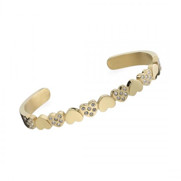 Escrava One Jewels Pashion Dourada - OJPB02