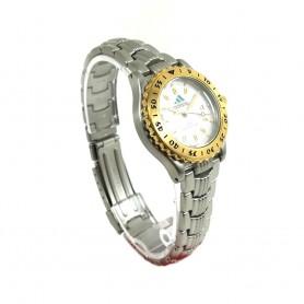 Relógio Adidas Prateado Dourado - 11135