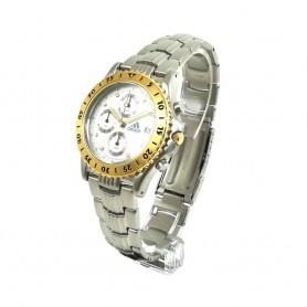Relógio Adidas Prateado Dourado - 11171