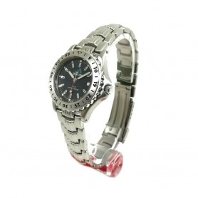Relógio Adidas Prateado Preto - 11134