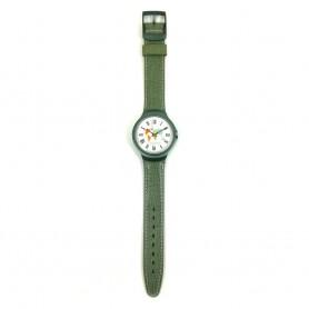 Relógio Benetton Cinza Verde - 940.0058.20