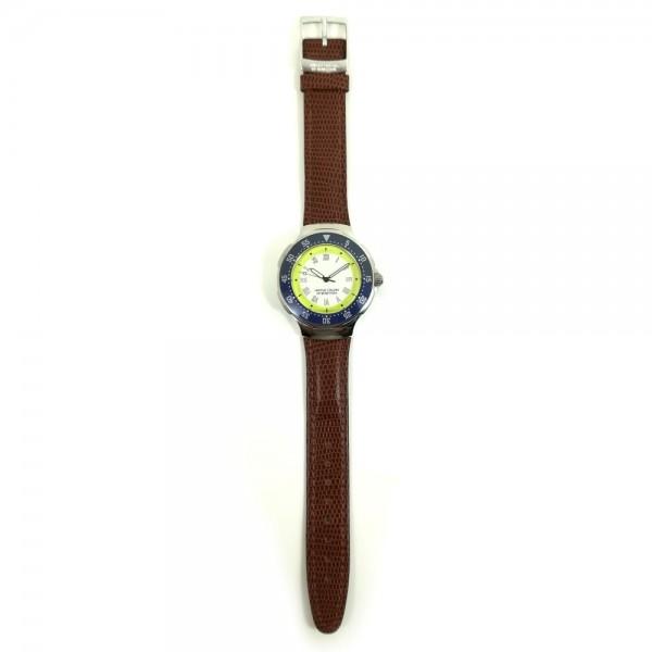 Relógio Benetton Prateado Castanho - 945.0007.20