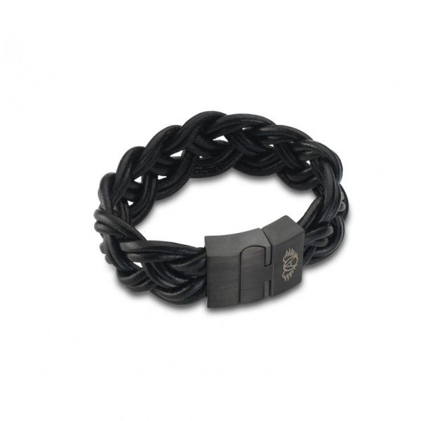 Pulseira Anjewels Forever Young Black Route - AA.P159