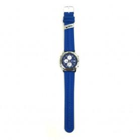 Relógio Citizen Prateado Azul - AI3480-37L