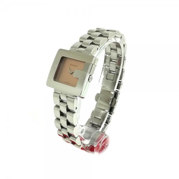 Relógio Gucci Prateado Rosa - 03695