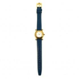 Relógio Gucci Dourado Azul - 26500