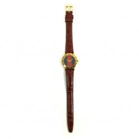 Relógio Gucci Dourado Vermelho - 23010