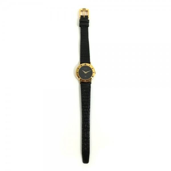 Relógio Gucci Dourado Preto - 23030