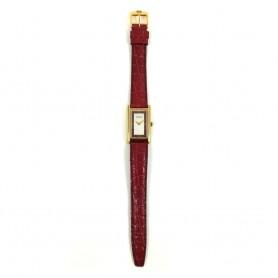 Relógio Gucci Dourado Vermelho - 22653