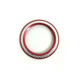 Aro Relógio Gucci Vermelho - B1003DR