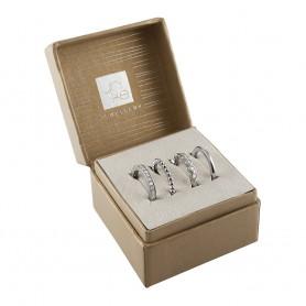 Pack Anéis de Prata Unike Classy Moody - UK.AN.1206.0081