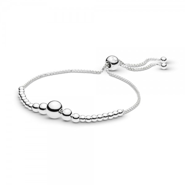 Pulseira PANDORA String Beads - 597749