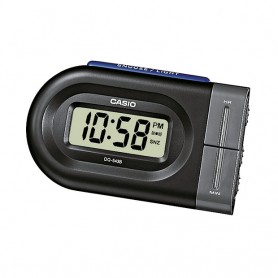 Despertador Casio Digital Preto - DQ-543B-1EF