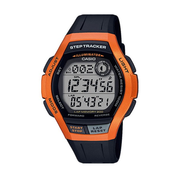Relógio Casio Collection Digital - WS-2000H-4AVEF
